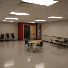 Saunders Secondary School - New Library Learning Commons
