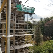 St. Peter's Seminary, Phase One