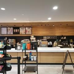 Starbucks & Fanshawe College Cafeteria